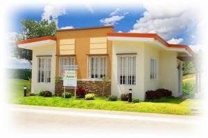 Bungalow Duplex House in Sentosa Calamba (Aeon Model)
