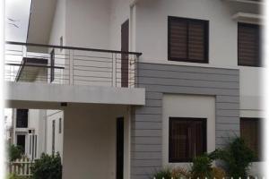 Emilia House Model (Single detached) at Olivarez Homes Calamba