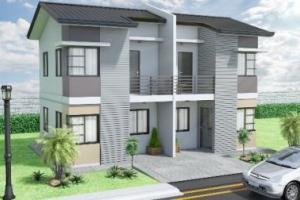 Jasmine Model (Duplex) house at Olivarez Homes Calamba