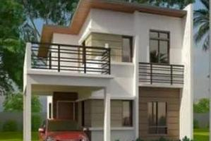 Arya Prime house model (single attached) at Sentrina Calamba
